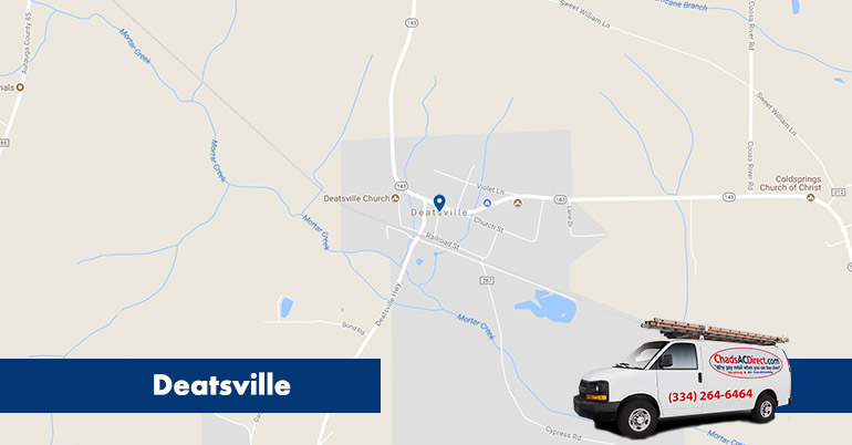heating and air conditioner service in deatsville