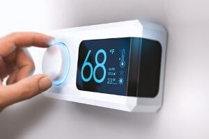 programmable thermostats save energy
